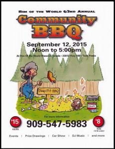 Lodge BBQ 2015
