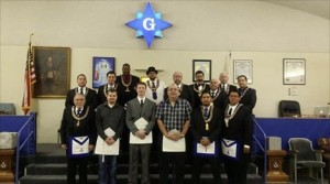 Victorville Lodge Newest Entered Apprentices